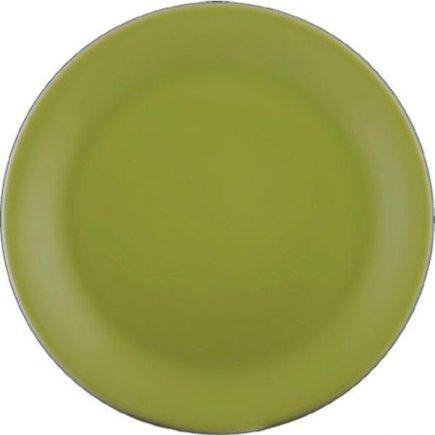 Talíř mělký 19 cm Daisy zelený Lilien