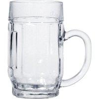 Sklenice na pivo Džbán cejch 0,3 l třetinka Donau s uchem Stulzle-oberglas