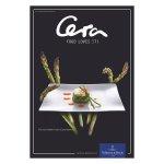 Talíř na těstoviny rizoto salát čtverec 28 cm Cera Villeroy & Boch
